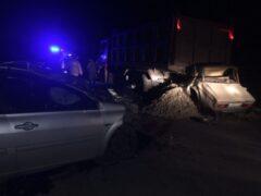 Под Ростовом в тройном ДТП погибли три человека