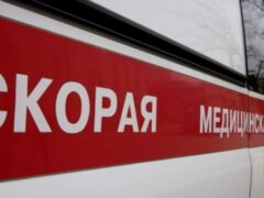 В Калининграде водителю легковушки стало плохо во время движения
