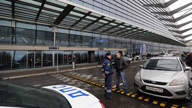 Оскорбивший полицейского воВнуково шофёр схвачен