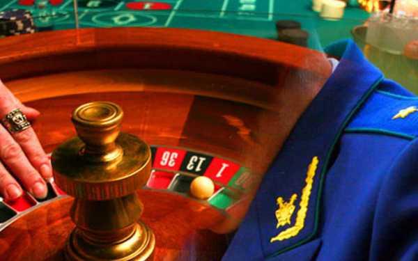 казино взятка полиция