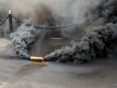 Общежитие в Москве эвакуировали из-за брошенной дымовой шашки