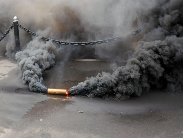 шашка дымовая