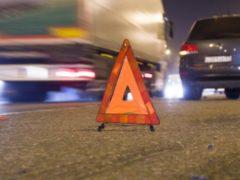 На «Сортавале» сбили водителя, просившего о помощи после ДТП
