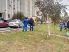 На юго-востоке Москвы автомобиль сбил подростка, водитель скрылся