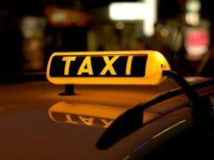 Пешеход погиб под колёсами такси в Приморье