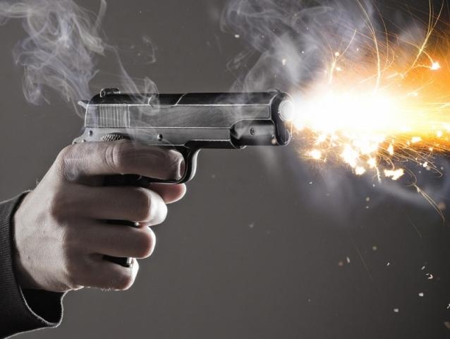 Самарец выстрелил взнакомого изтравматического пистолета