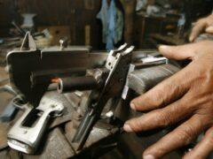 В Северной Осетии выявлена мастерская по переделке оружия в боевое
