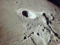 Более 200 метеоритов упали на поверхность Луны за последние 6 лет
