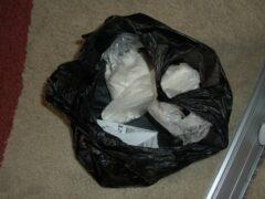 Мужчина, попавшийся с 24 кг кокаина, проведет 15 лет в колонии