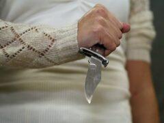 В Петербурге пьяная мать ударила ножом свою беременную дочь
