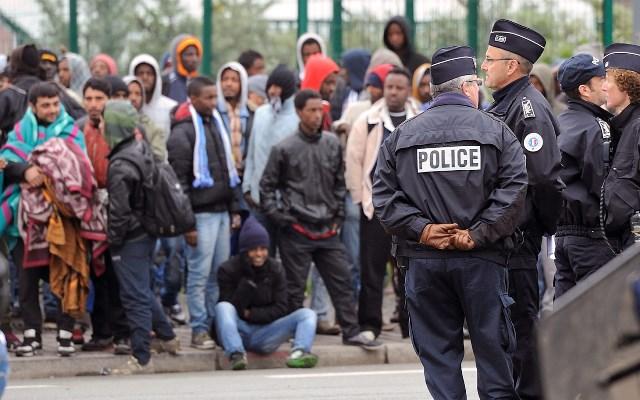 мигранты Франция