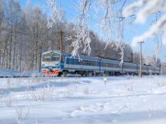 В Кировской области школьник попал под поезд