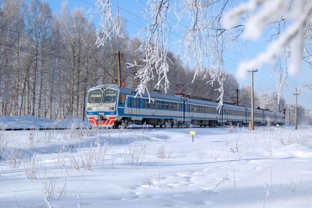 ВКировской области поезд сбил 11-летнего ребенка