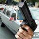 Участники свадебного кортежа в Казани устроили стрельбу