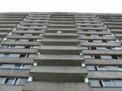 В Челябинске с балкона 18-го этажа выпал житель Южноуральска