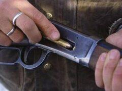 В Моршанске пьяный мужчина обстрелял из ружья соседей и полицейских