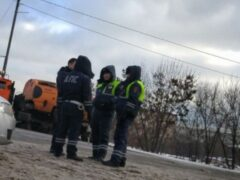 Массовое ДТП с участием пассажирского автобуса произошло в Москве