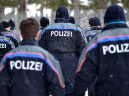 полиция Швейцария