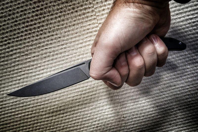 __нож убийство криминал