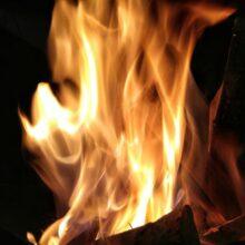 В Новокузнецке на месте пожара нашли труп женщины