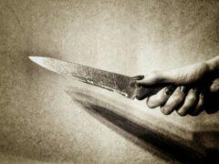 В Новосибирске девушка с ножом напала на знакомого мужчину