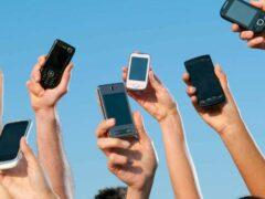 Жители Японии пожертвуют старые мобильники на олимпийские медали