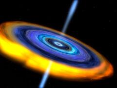Ученые: Существование темной материи доказали галактические рентгеновские лучи