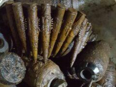 У «черных копателей» в Ленобласти нашли арсенал времен ВОВ