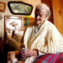 Старейшая жительница Земли скончалась в Италии в возрасте 117 лет
