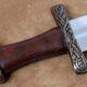 Учёные: Викинги носили мечи для красоты, а не боя