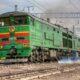 В Новосибирской области мотоцикл попал под поезд на переезде: двое погибли