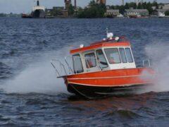 Нетрезвый капитан судна задержан на Северной Двине в Архангельске