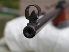 Нетрезвый житель Новосибирска дважды выстрелил в живот собутыльнику