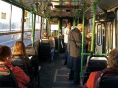 Пассажир пострадал при падении в автобусе в Нижнем Новгороде