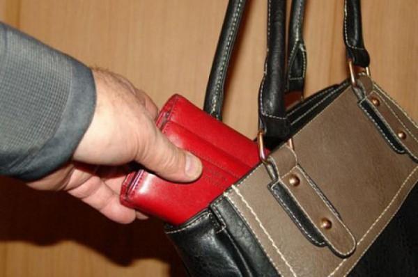 кошелек украл из сумки