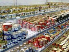 В Туле уголовник попался на краже шести банок консервов