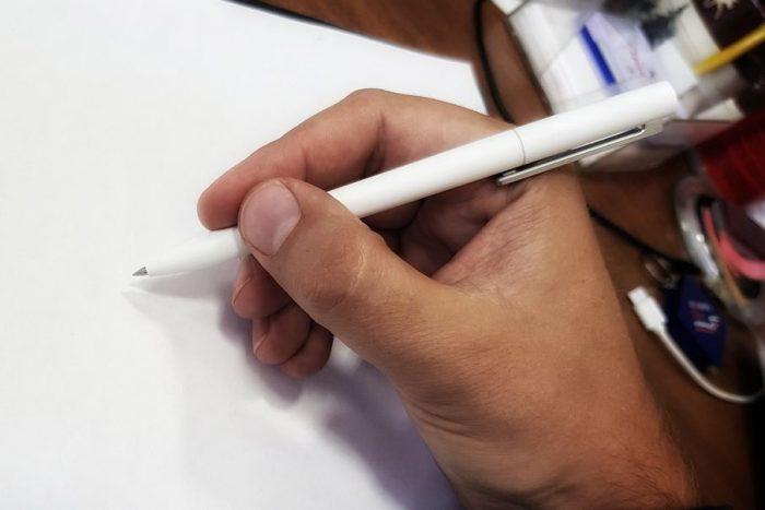 __ писать, ручка, документ