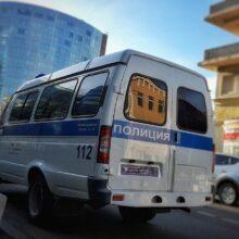 В Калининграде из отделения Сбербанка пытались украсть банкомат