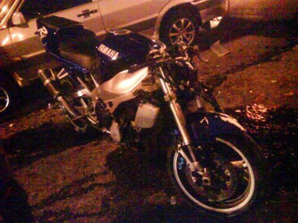 __ДТП, мотоцикл
