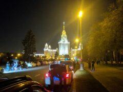 С 31 декабря по 8 января 7500 человек воспользовались интерактивными маршрутами портала «Узнай Москву»