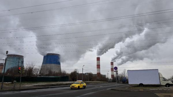 __экология, дым, трубы, выброс