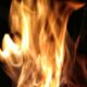 В Воронежской области неудачливый угонщик сжег машину