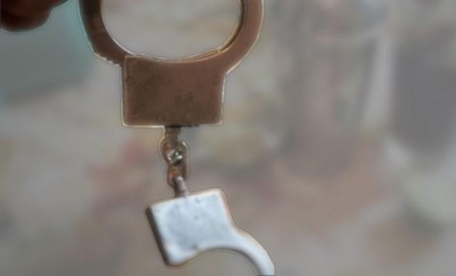 __наручники, задержан, арест