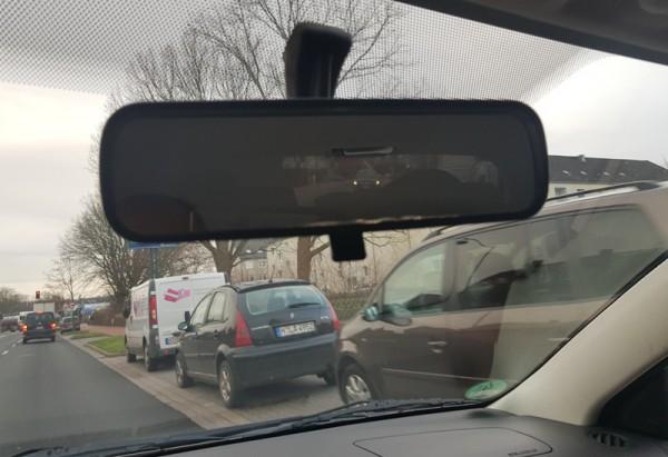 __автомобиль, дорога, зеркало