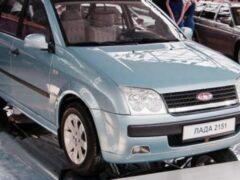 Эксперты рассказали о концепте ВАЗ-2151