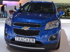 Стали известны подробности о Chevrolet Tracker новой генерации