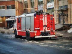 Автомобиль «Яндекс.Такси» взорвался в Ростове
