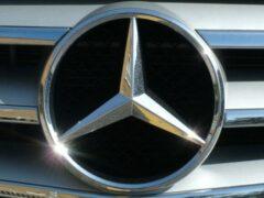 Mercedes Sprinter доступен в России в новой версии