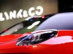 Lynk & Co 05 оснастят двигателями Volvo