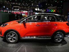Спортивный кроссовер Kia на базе Hyundai Creta вышел на тесты